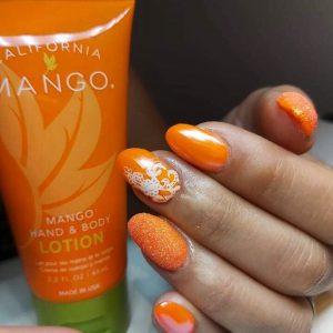 NailsbyC California Mango